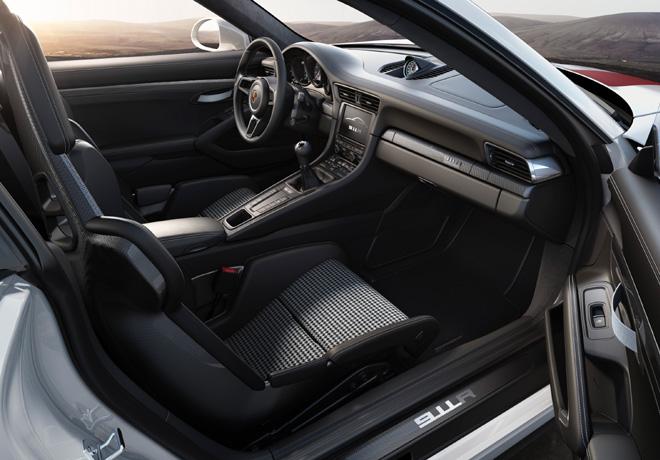 Porsche 911 R Serie Especial Limitada 3