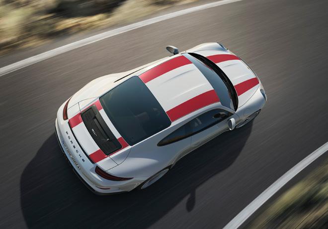 Porsche 911 R Serie Especial Limitada 4