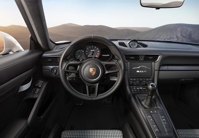 Porsche 911 R Serie Especial Limitada 5