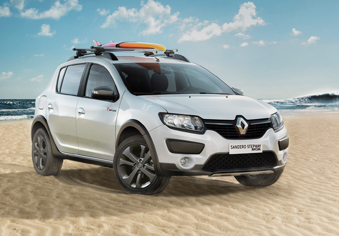 Renault Sandero Stepway Ripcurl 1