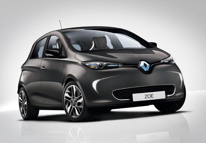 Renault ZOE Swiss Edition 1