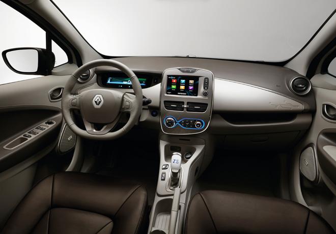 Renault ZOE Swiss Edition 2