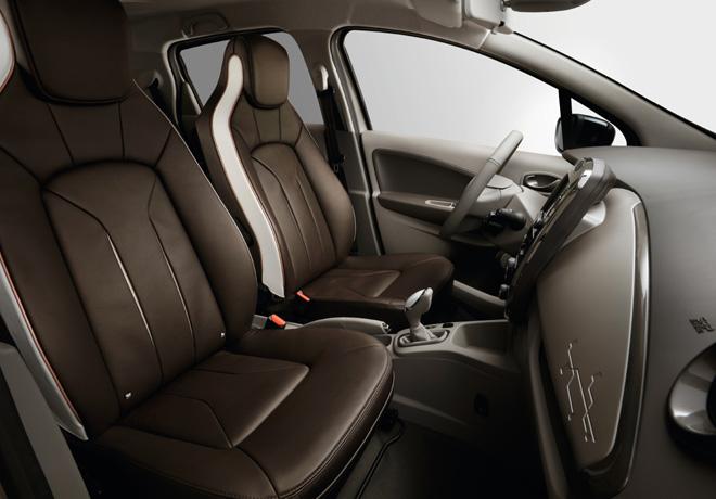 Renault ZOE Swiss Edition 3