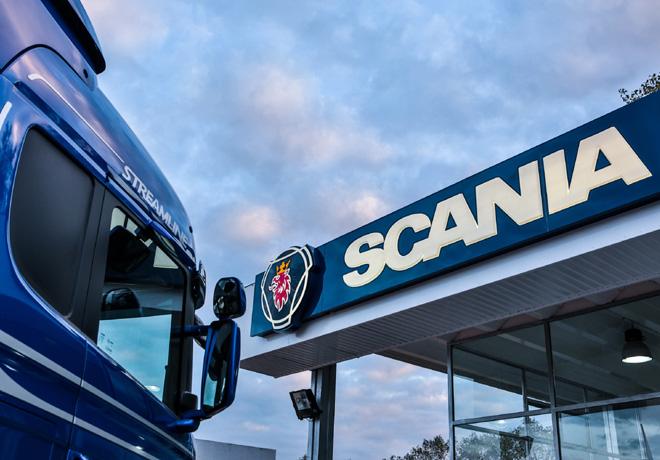 Scania inaugura un nuevo concesionario en San Juan