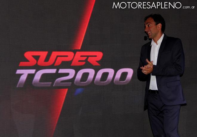 Super TC2000 - lanzamiento oficial de la temporada 2016 1