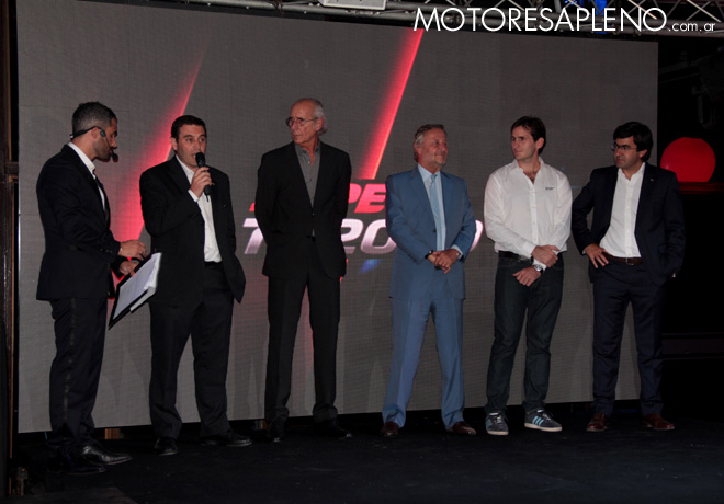 Super TC2000 - lanzamiento oficial de la temporada 2016 2