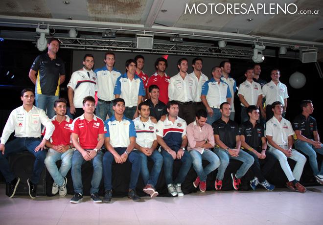 Super TC2000 - lanzamiento oficial de la temporada 2016 3