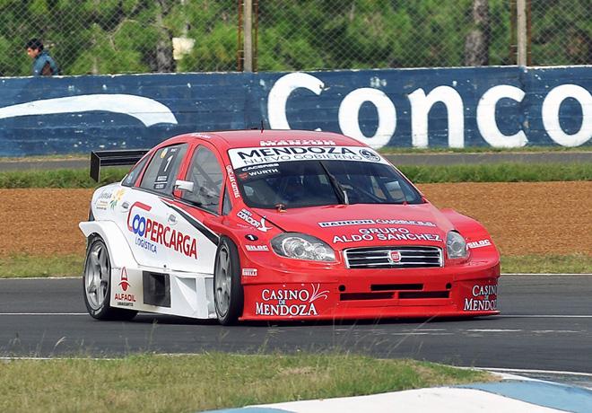 TC2000 - Concordia 2016 - Carrera Sprint - Emmanuel Caceres - Fiat Linea