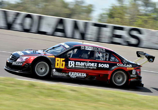 Top Race - Parana 2016 - Carrera - Agustin Canapino - Mercedes-Benz