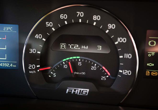 Volvo incorpora la nueva transmision I-Shift 3