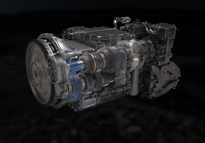 Volvo incorpora la nueva transmision I-Shift 4