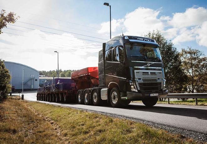 Volvo incorpora la nueva transmision I-Shift 5