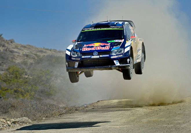 WRC - Mexico 2016 - Dia 2 - Jari-Matti Latvala - VW Polo R