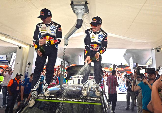 WRC - Mexico 2016 - Final - Jari-Matti Latvala - VW Polo R