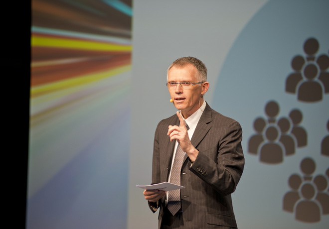 Carlos Tavares - Presidente del directorio del Grupo PSA