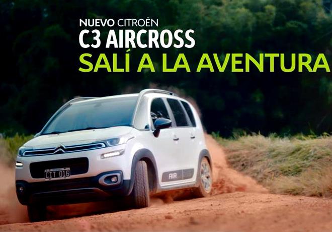 Citroen C3 Aircross - Sali a la Aventura