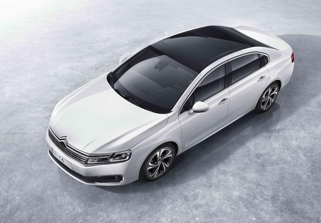 Salón de Pekín 2016: Citroën devela el Nuevo C6.