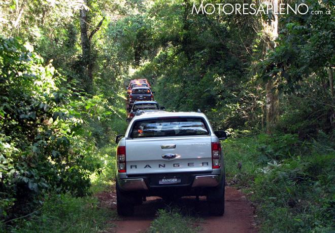 Ford - Presentacion Nueva Ranger en Puerto Iguazu 6