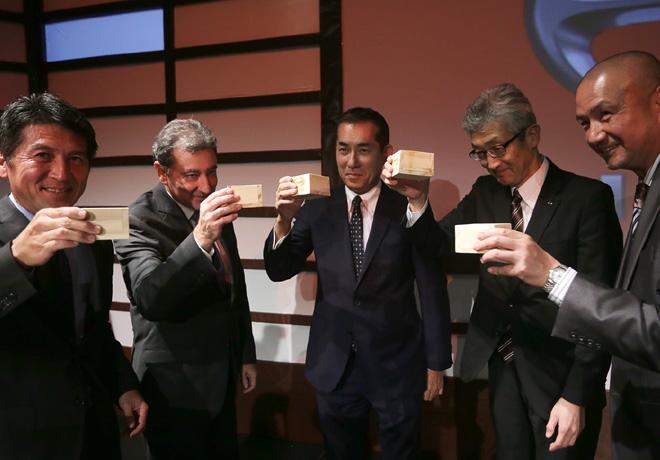 HINO lanzo su marca en Argentina 4