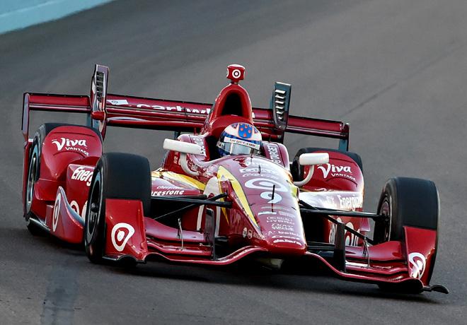 IndyCar - Phoenix 2016 - Carrera - Scott Dixon