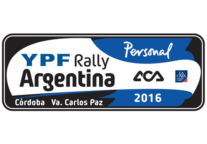 Logo YPF Rally Argentina 2016