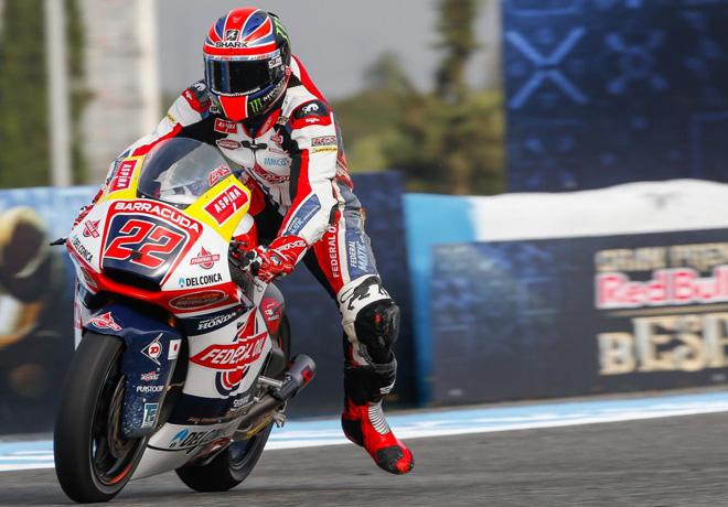 Moto2 - Jerez 2016 - Sam Lowes - Kalex