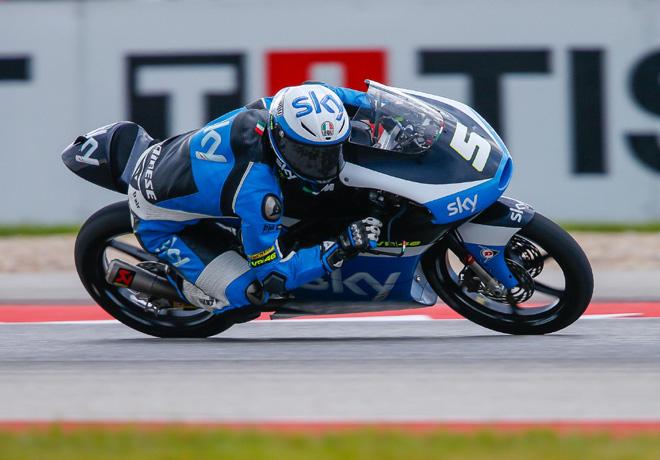 Moto3 - Austin 2016 - Romano Fenati - KTM