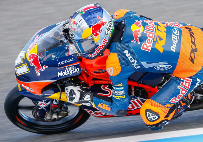 Moto3 - Jerez 2016 - Brad Binder - KTM