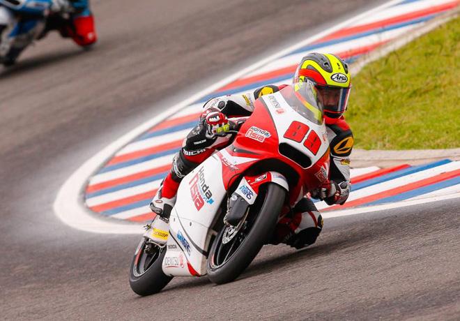 Moto3 -  Termas de Rio Hondo 2016 - Khairul Idham Pawi - Honda