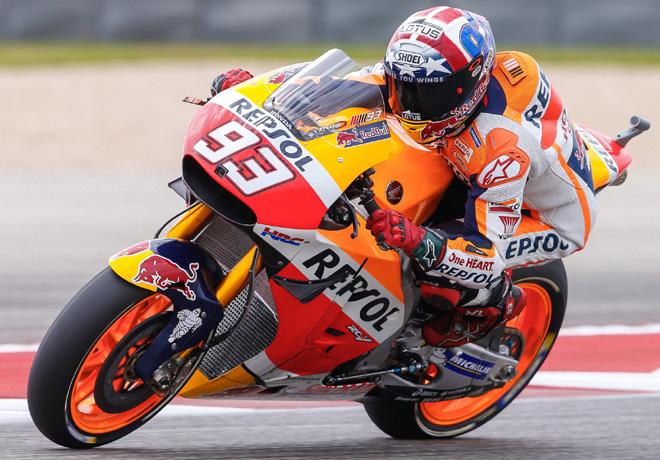 MotoGP - Austin 2016 - Marc Marquez - Honda