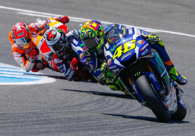MotoGP - Jerez 2016 - Valentino Rossi - Yamaha