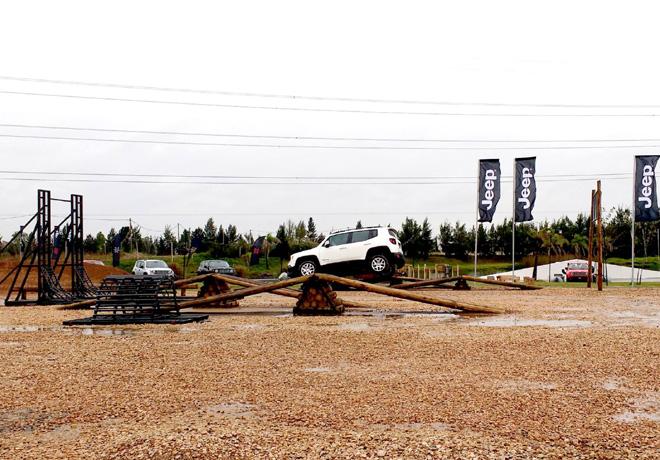 Nuevo Jeep Renegade en Jeep Park 3