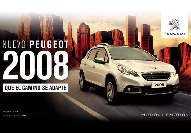 Peugeot 2008 - Nueva campaña de comunicacion 1