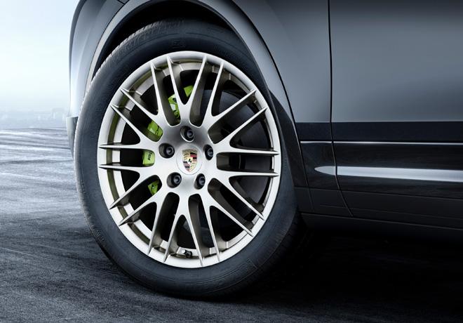 Porsche Cayenne S E-Hybrid Platinum Edition 3