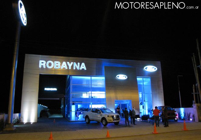 Robayna inauguro nueva concesionaria Ford en Nordelta 1