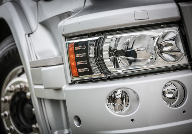 Scania R440 Silver Line Edition 2