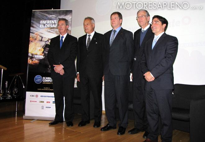Scania busca al mejor conductor de camiones de Latinoamerica