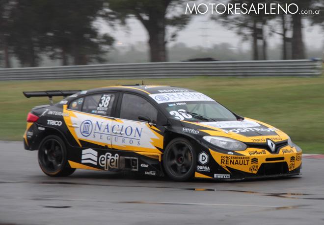 TC2000 - Buenos Aires 2016 - Carrera Final - Mariano Pernia - Renault Fluence 1