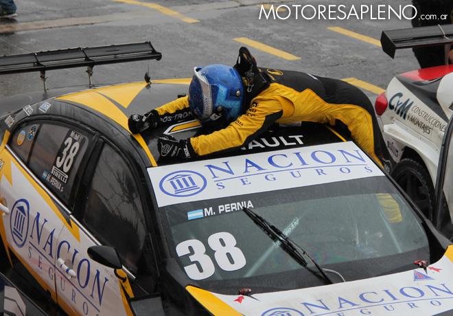 TC2000 - Buenos Aires 2016 - Carrera Final - Mariano Pernia - Renault Fluence 2