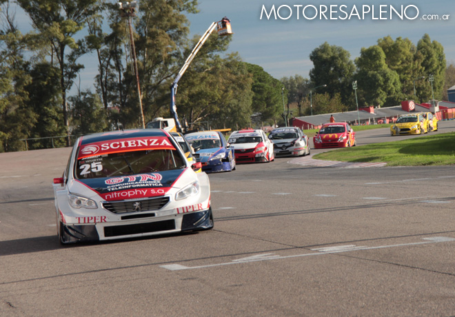 TC2000 - Buenos Aires 2016 - Carrera Sprint - Juan Pablo Rossotti - Peugeot 408