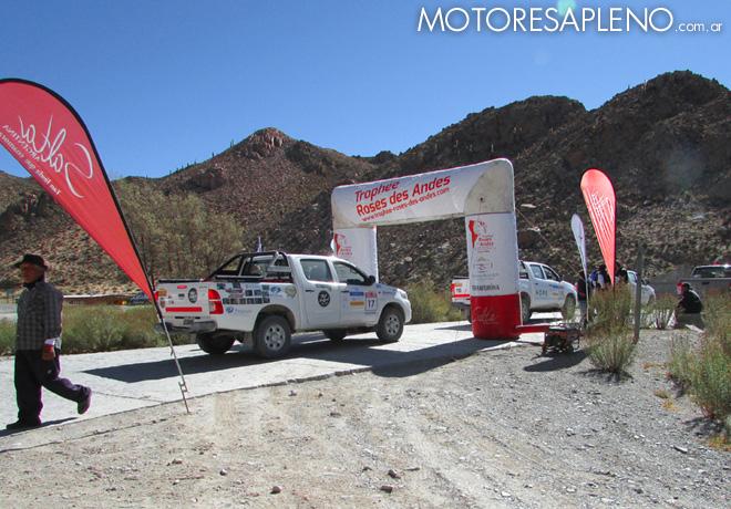 """""""Trophée Rosas de los Andes 2017"""": La 4ª edición se largará en abril desde Salta."""
