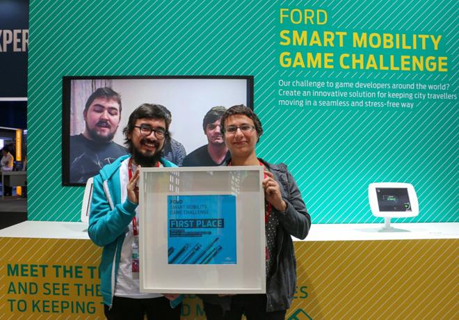 Una APP de movilidad colaborativa gana el Ford Smart Mobility Game Challenge de Espana