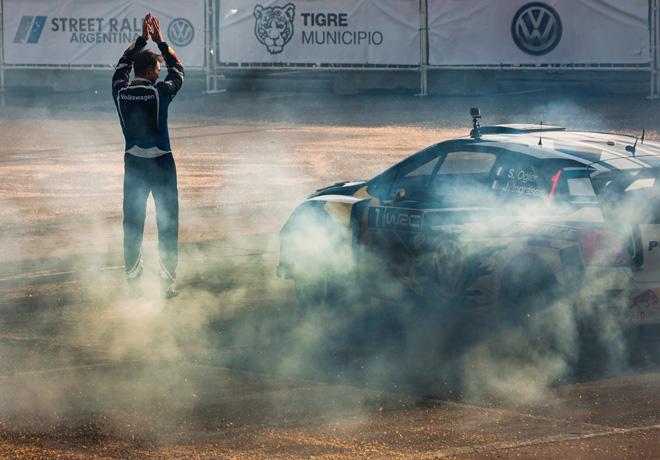 Volkswagen Street Rally Argentina 2