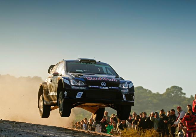 WRC - Argentina 2016 - Dia 1 - Jari-Matti Latvala - VW Polo R