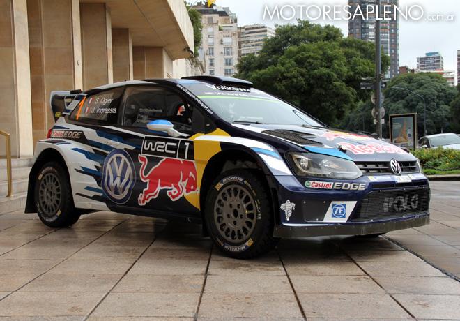 WRC - Presentacion del Rally Argentina 2016 en el ACA 2