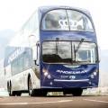 Bus Scania K410 IB 6x2 para la empresa Andesmar