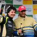 CARX - Catamarca 2016 - Miguel Baldoni y Leonardo Nazareno en el Podio