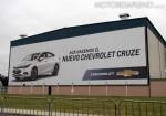 Chevrolet - Lanzamiento Industrial Nuevo Cruze en Rosario 1