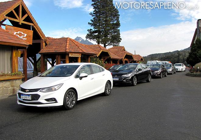 Chevrolet - Presentacion Nuevo Cruze en Bariloche 2