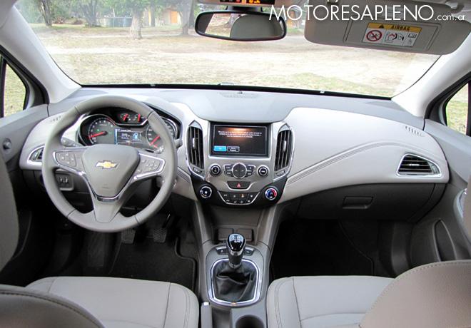Chevrolet - Presentacion Nuevo Cruze en Bariloche 3